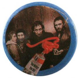The Who - 'You Better' Button Badge